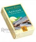 Aguja en aceite de Oliva 3/6 piezas