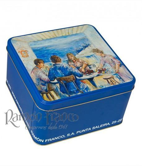 Caja litografiada clásica 24 latas